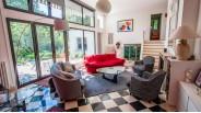 Séjour Maison d'Architecte de Luxe à vendre à Marnes-la-Coquette