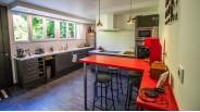 Cuisine - Maison d'Architecte d'exception à vendre à Marnes-la-Coquette