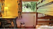 Petite chambre chalet-refuge Haute-Savoie