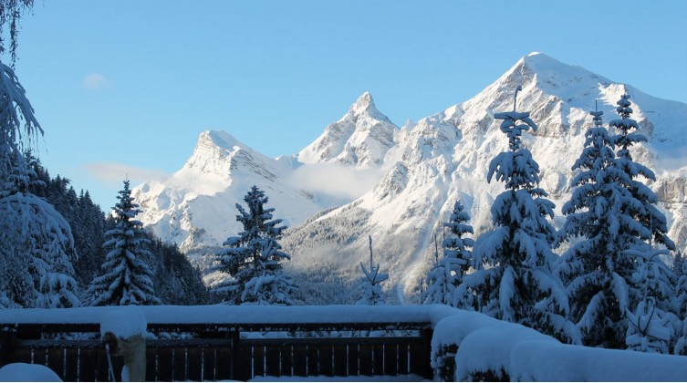 Grand Chalet-Refuge skis-aux-pieds domaine du Grand Massif