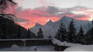 Grand Chalet skis-aux-pieds domaine du Grand Massif