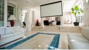 Séjour propriété de luxe à Louveciennes