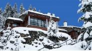 Grand chalet-appartement triplex skis-aux-pieds équipé et meublé