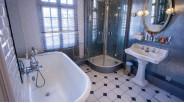 Salle-de-bain maison touquettoise