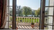 Demeure XIXème siècle en bord de Seine