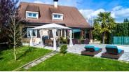 Orgeval : maison d'architecte 200 m² avec piscine