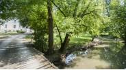 Maison de maître avec parc naturel et rivière