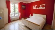 Chambre aux coquelicots maison de maître à Montargis