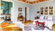 Chambre suite style néo classique