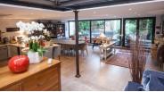 Vue salle-à-manger loft Champigny-sur-Marne