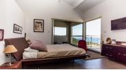 Chambre avec vue sur baie de Marseille