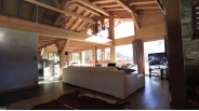 Luxueux chalet contemporain aux Carroz