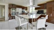 Cuisine Maison Contemporaine de luxe à Vendre