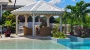 Propriété Caribéenne à Saint-Martin : la Pergola