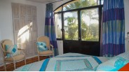 """Villa à Vendre à Marseille """"Les Accates"""" : la Chambre à Coucher"""