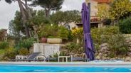 "Marseille ""Les Accates"", Villa de Prestige à la Vente : Vue de la Piscine"